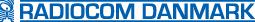 Logo RADIOCOM DANMARK A/S