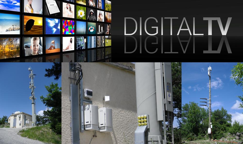 DVB-T / DVB-T2 / ISDB-T Gapfillers