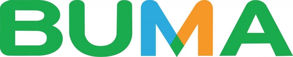 Logo BUMA (PT Bukit Makmur Mandiri Utama)