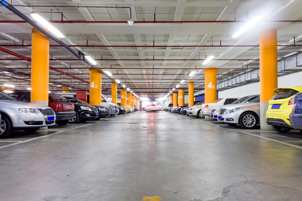 Parking Radio Coverage GSM UMTS LTE 2G 3G 4G TETRA TETRAPOL