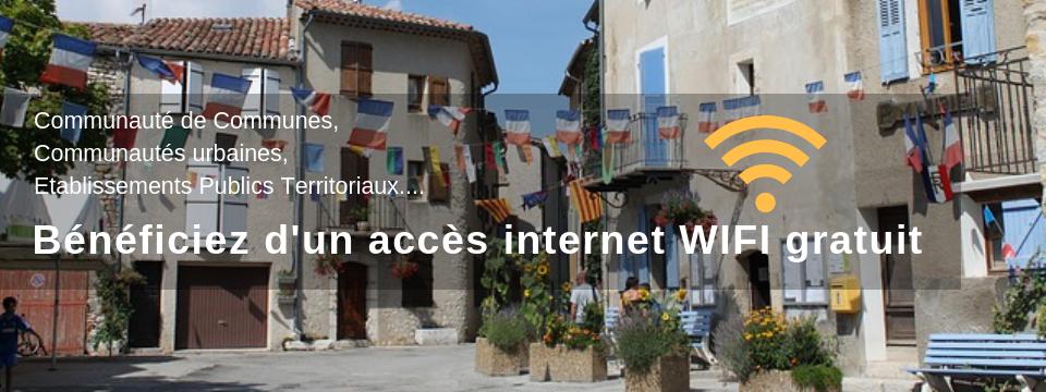 La ruralité connectée avec le programme WIFI4EU
